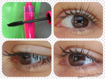 e89f9188f1e More than false lashes Mascara: Mir sind generell solche dickeren  Faser-Bürstchen lieber als die Gummibürstchen, da sie mehr Volumen bringen!