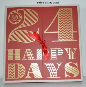 The Body Shop Adventkalender 2015