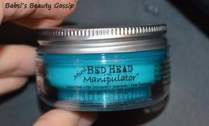 Pink Box Dez 2015 Bed Head