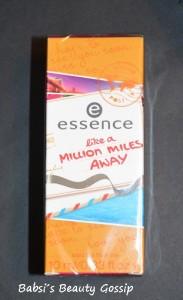 Pink Box Dez 2015 Essence Parfum
