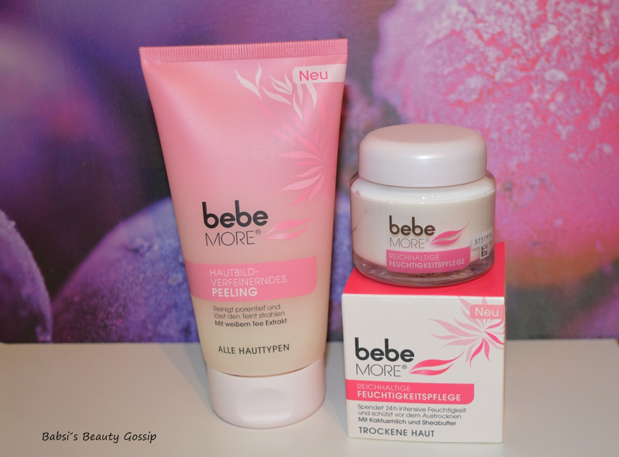 Review Teil 2: bebe More Pflege