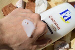 Cocomilk Cremebad Fa swatch