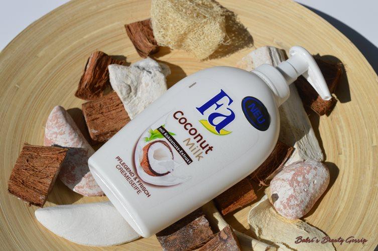 Cocomilk Handseife FA