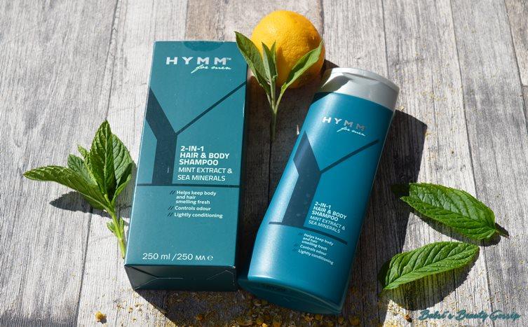 Hymm 2in1 Hair & Body Shampoo