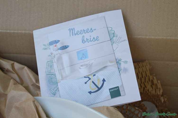 Meeresbrise DEKO WUNDER BOX