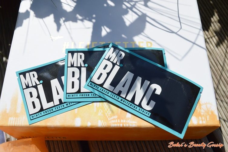 Mr. Blanc Whitening Strips
