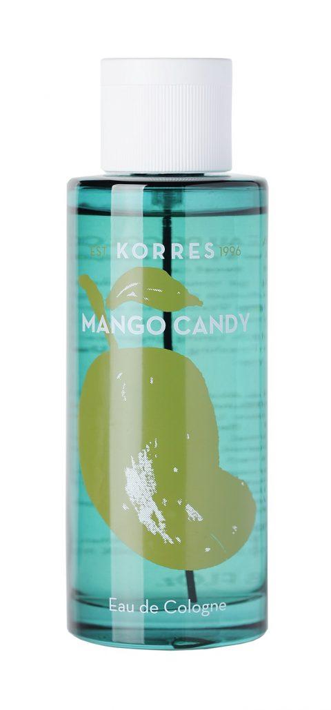KORRES_MANGO CANDY_EAU DE COLOGNE