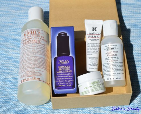 Kiehls Review Postbild