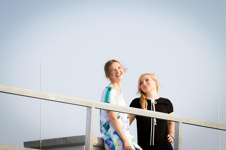 MARGARET AND HERMIONE_Co-Founder v.l.n.r. Barbara Gölles, Andrea Kollar (1)