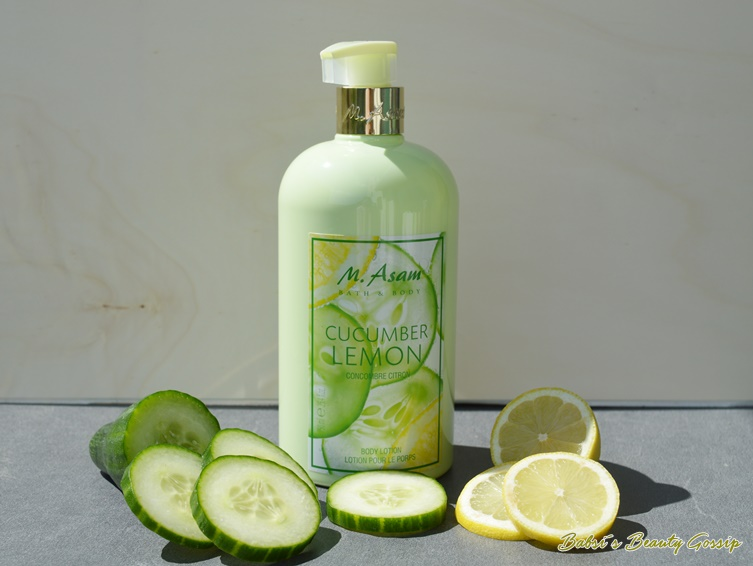 Asam Cucumber Lemon Bodymilk