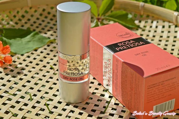 Rosa Pretiosa Natural Cosmetic