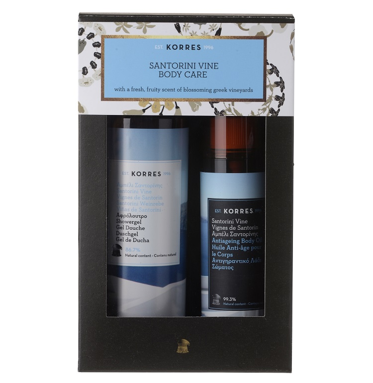 korres_santorini-vine_body-care-set