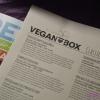 [Unboxing] - Vegan Box Classic Klein - Mai 2019: