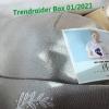 Unboxing - Trendraider Box Jänner 2021: