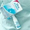 Schutzbarriere gegen Viren mit ViruProtect Erkältungsspray:
